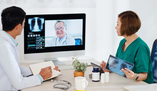 Virtual Tumor Board