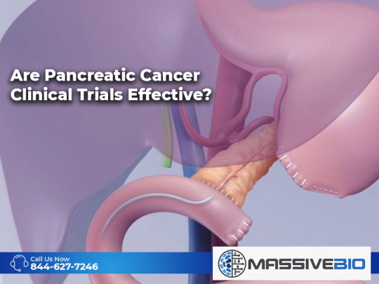 Are Pancreatic Cancer Clinical Trials Effective?