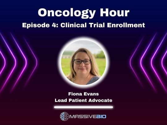 Oncology Hour Clinical Trial Enrollment Event
