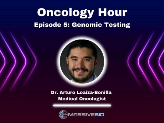 Oncology Hour Genomic Testing Event