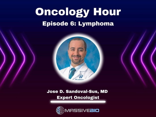 Oncology Hour Lymphoma Event