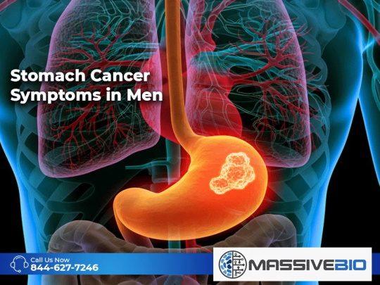 Stomach Cancer Symptoms in Men